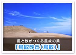 鳥取砂丘(鳥取)