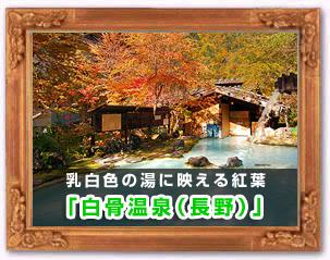 「白骨温泉(長野)」